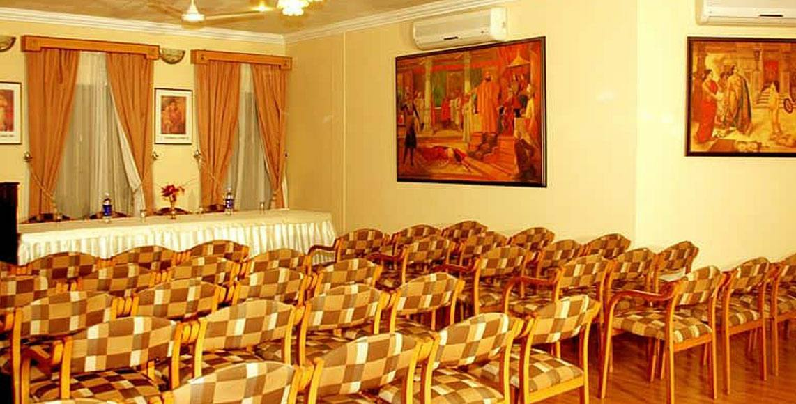 Conference Hall at Green Gates Hotel