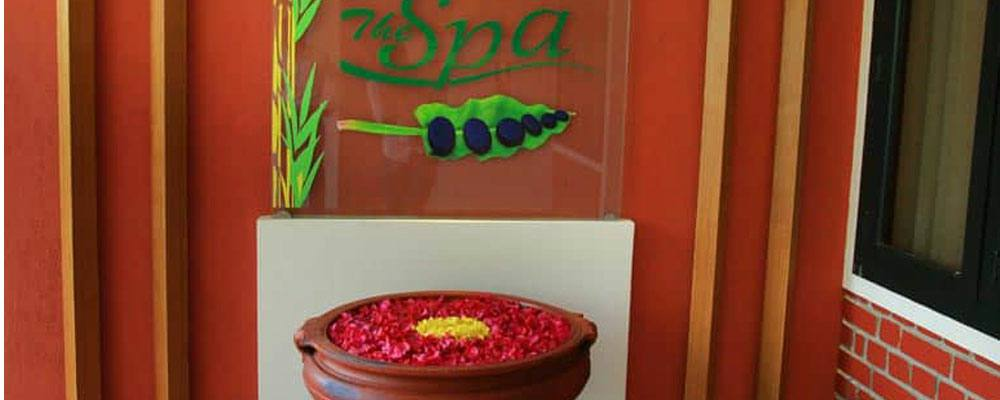 Ayurveda spa at Green Gates Hotel